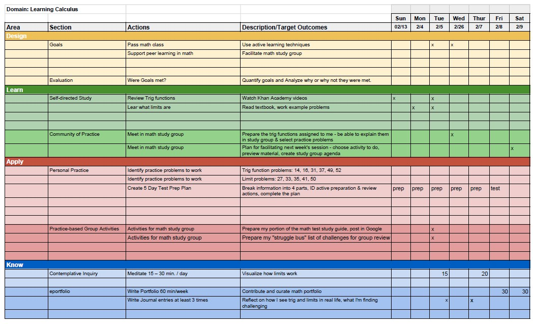 plan example